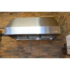 30 Inch Ductless Under Cabinet Range Hood by Stainless Steel Range Hood U2013 Jironimo Com