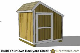 8x10 Saltbox Shed Plans by 8x8 Saltbox Shed Plans Saltbox Shed Storage Shed Plans