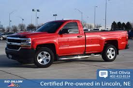 Certified Pre-Owned 2016 Chevrolet Silverado 1500 Work Truck Regular ... Best Certified Pre Owned Pickup Trucks 2014 Preowned 2016 Ford F150 Xlt Crew Cab In Ripon R1692 2018 Chevrolet Colorado 2wd Work Truck 2013 Silverado 1500 4wd 1435 Lt 2017 Ram Slt Orem B3954 2012 Extended New Used Chevy North Charleston Crews Delaware Toyota Tundra Sandy Cars And For Sale Little Rock Ar Steve