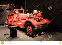 100 Fire Truck Museum Antique On Display In Room With Several OthersState