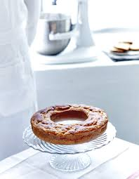 recette de cuisine cake bread cake à la farine de châtaigne et au gingembre pour 8
