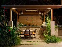 covered patio lighting ideas Patio Lighting Ideas To Light Up