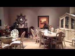 Ortanique Dining Room Table by D707 Ortanique Collection Youtube