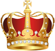 King Crown Transparent PNG Clip Art Image