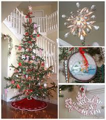 Real Tall Skinny Christmas Tree