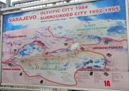 sarajevo siege a visit to sarajevo a microcosm of everything that s with