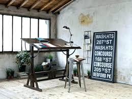 bureau d architecte alinea table d architecture alinea table de bar simple excellent
