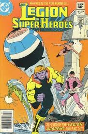 DC Comicss Legion Of Super Heroes Issue 304