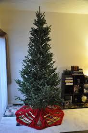 Fleitz Pumpkin Farm Groupon by 100 Ge 12 Feet Pre Lit Led Christmas Tree Christmas Trees