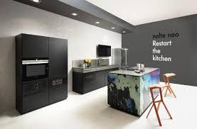 Modern Kitchen Island Designs Nolte Neo Loft