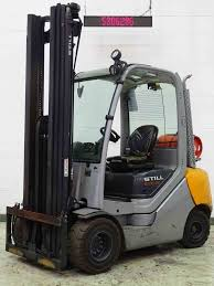 100 Industrial Lift Truck Buy Used Stacker BlackForxx Purchase And Sale
