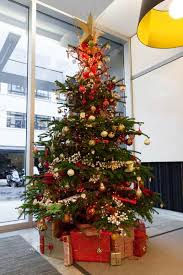 Christmas Tree 10ft by Christmas Trees For Offices Covent Garden Plants