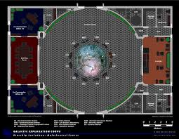 Starship Deck Plan Generator by Exploration Corps Projects 2 U2013 Science Fiction Art By David C