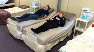 Adjustable Bed Base Split King by Cloud King And Super King Adjustable Massage Electric Bed Youtube
