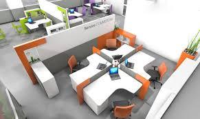 s駱aration bureau open space agencement bureaux open space idée bureaux entreprise