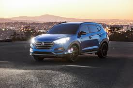 AllCarsChannel.com - Tucson Night Model Highlights List Of Hyundai ...