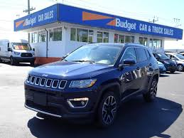 Used 2017 Jeep Compass Trialhawk For Sale In Vancouver, British ...