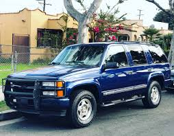 100 2000 Chevy Trucks Any Suggestions To Make My Tahoe Z71 Look Even Better