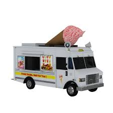 100 Toy Ice Cream Truck 3D 2 CGTrader