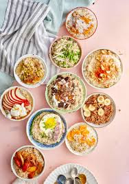 10 Sweet & Savory Ways To Top Your Morning Oatmeal | Kitchn Personal Sized Baked Oatmeal With Individual Toppings Gluten Free Best 25 Bars Ideas On Pinterest Chocolate Oat Cookies Blackberry Crumble Bars Broma Bakery The Love Bar Modern Honey Include Dried Apples Blueberries Banas Strawberry Recipe Taste Of Home Ultimate Healthy Breakfast Strong Like My Coffee With Caramel Ice Cream Topping All