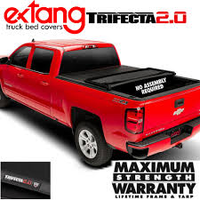 New EXTANG Trifecta 2.0 Tri Fold Tonneau Cover 2014-2018 Silverado ... Welcome To Loadhandlercom Truckhugger Automatic Truck Tarp Systems No Swimming Why Turning Your Truck Bed Into A Pool Is Terrible Mesh Cargo Heavyduty Adjustable Certified Covers Tarps Truckpartsmatchcom Cablck Hand Crank Roller Kit 7 6 Wide Paris Supply China Pvc Coated Tarpaulin For Dump 650gsm Photos Best Tie Downs Secure Your Pickup Trucks Bed Cover 69 Full Tilt 91 Homemade