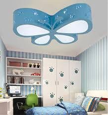 malovecf kinderzimmer deckenleuchte schlafzimmer le led kreative schmetterling beleuchtung kindergarten mädchen prinzessin raum beleuchtung 50