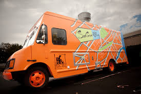 The Brand New Saigon Alley Food Truck Working Out Of The Stock Pot ...