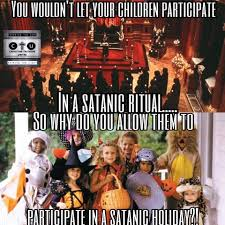 Halloween Is Not A Satanic Holiday by You Are Not A Christian If You Celebrate Halloween U2013 Lines U0026 Precepts