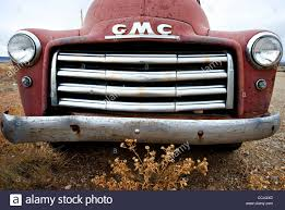 Gmc Pickup Truck Stock Photos & Gmc Pickup Truck Stock Images - Alamy