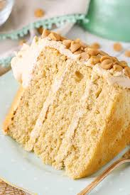 Loaded Peanut Butter Layer Cake Life Love and Sugar