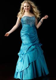 plus size prom dress kapres molene