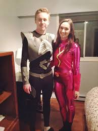 Sharkboy And Lavagirl Costume Halloween Couples Throwback