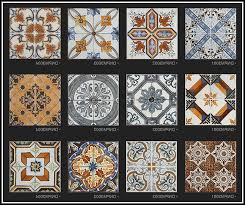 ceramic house number tiles painted tiles home design
