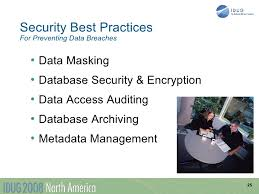 Lamps Plus Data Breach Class Action by Data Breach Protection From A Db2 Perspective