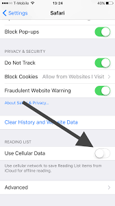 How to Manage & Limit Cellular Data Usage Your iPhone iOS 9