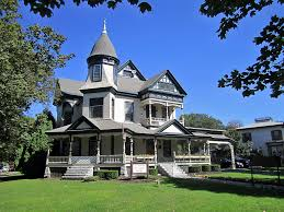 100 Saratoga Houses Grand Victorian House Springs New York Flickr