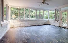 Garden Room With Slate Flooring