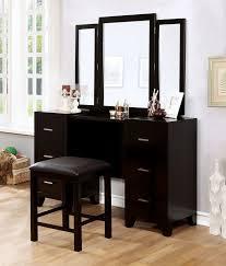 Wayfair Dresser With Mirror by A U0026j Homes Studio Enrico Vanity With Mirror U0026 Reviews Wayfair