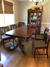Antique Dining Room Table And Chairs For Sale In Chesapeake VA