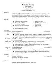 Resume Examples Quickbooks ResumeExamples