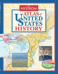 Nystrom Desk Atlas Answers by Atlas Of United States History Mr Peinert U0027s Social Studies Site