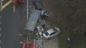 100 Truck Wrecks Caught On Tape Dump Truck Accident Injures 1 In Logan 6abccom