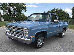 1986 Chevrolet Pickup For Sale | ClassicCars.com | CC-878205