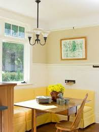 Eat In Kitchen Booth Ideas by Would Love To Do Something Like This In Eating Area Of Kitchen