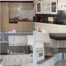 renovation cuisine rustique renover une cuisine rustique peindre avantaprs rnover sa cuisine
