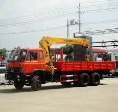 100 Pick Up Truck Crane Multiple Loading Mounted SpecificationsLow Price