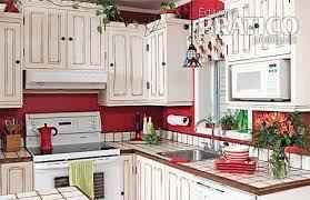 decoration cuisine cuisine au look chêtre cuisine avant après décoration et