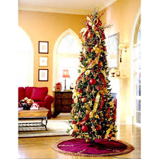 Find More Ge Decorators Best 75 Ft Slim Pre Lit Christmas Tree For Sale At Up To 90 Off