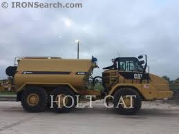 100 Articulated Truck 2013 Caterpillar 725 For Sale In SAN ANTONIO TX