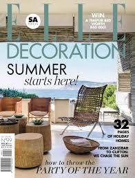 South African Interior Design Magazines